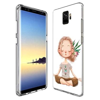 Amazon.com: Cheongsam - Carcasa para Samsung Galaxy S9 (goma ...