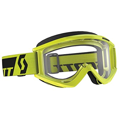 Scott Sports Recoil Xi Goggle with Standard AFC Lens (Green Frame/Clear Lens): Automotive