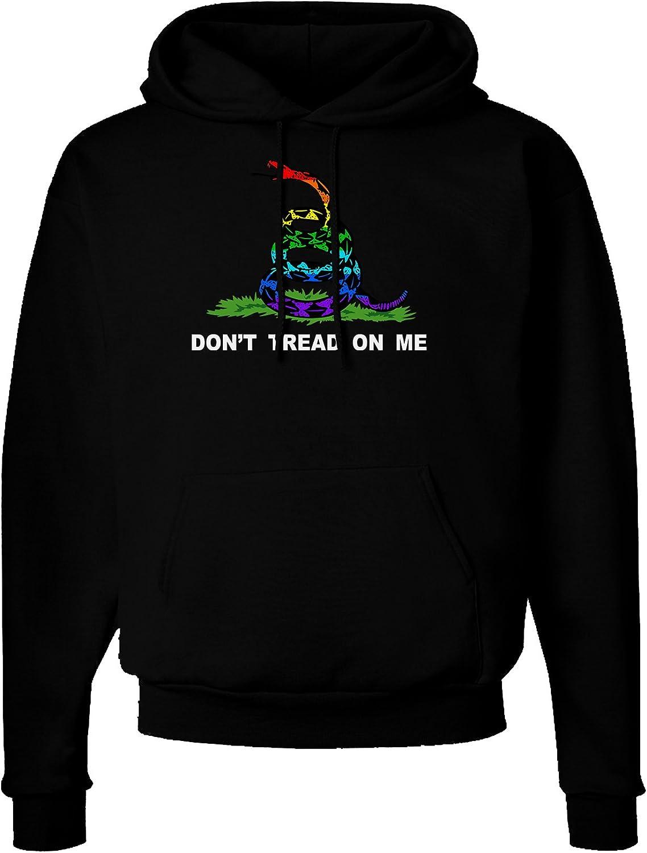 Freedom Infant T-Shirt Dark TooLoud American Pride Rainbow Flag