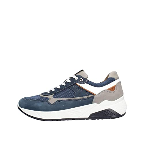 089df8c930 IGI&CO Scarpe Uomo Sneakers Basse 3129233 Azzurro