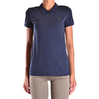 Polo kc128 Burberry Donna S azul: Amazon.es: Ropa y accesorios