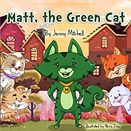 toddler books matt the green cat kitty cat cat books picture - Color Books For Toddlers