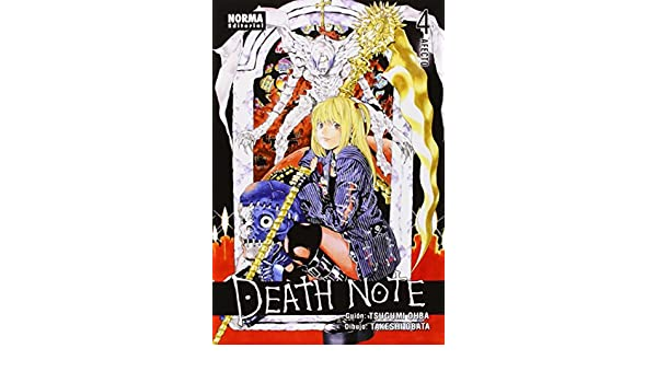 Death Note 04: AHBA(917277): 9788467917277: Amazon.com: Books