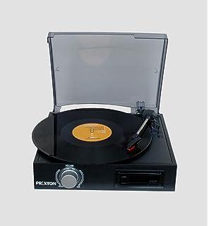 ION Audio PowerPlay LP - Tocadiscos (Windows 98SE, 2000, ME ...