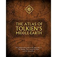 The atlas of Tolkien's middle