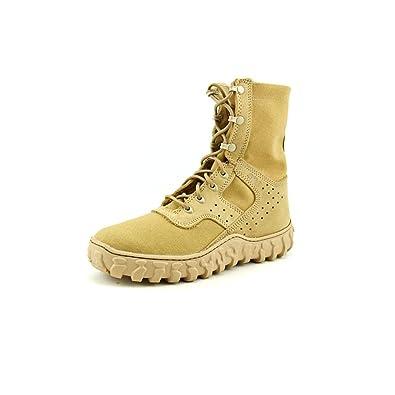 Amazoncom Rocky Mens 8 S2v Jungle Boot Shoes