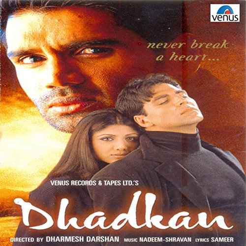 Dil ne yeh kaha hain dil se duet mp3 song download dhadkan dil.
