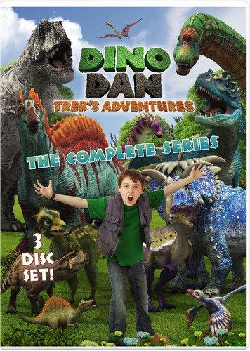 Dino Dan Trek's Adventures: The Complete