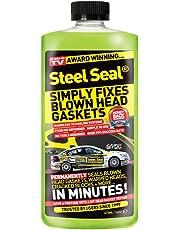 Steel Seal Junta de acero para la cabeza del cilindro, sellador de reparación (garantía