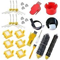 aotengou Rueda HEPA Fiters Kit para iRobot Roomba