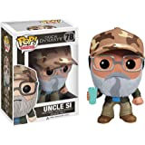 Funko POP Television Si Robertson Duck Dynasty Vinyl Figure