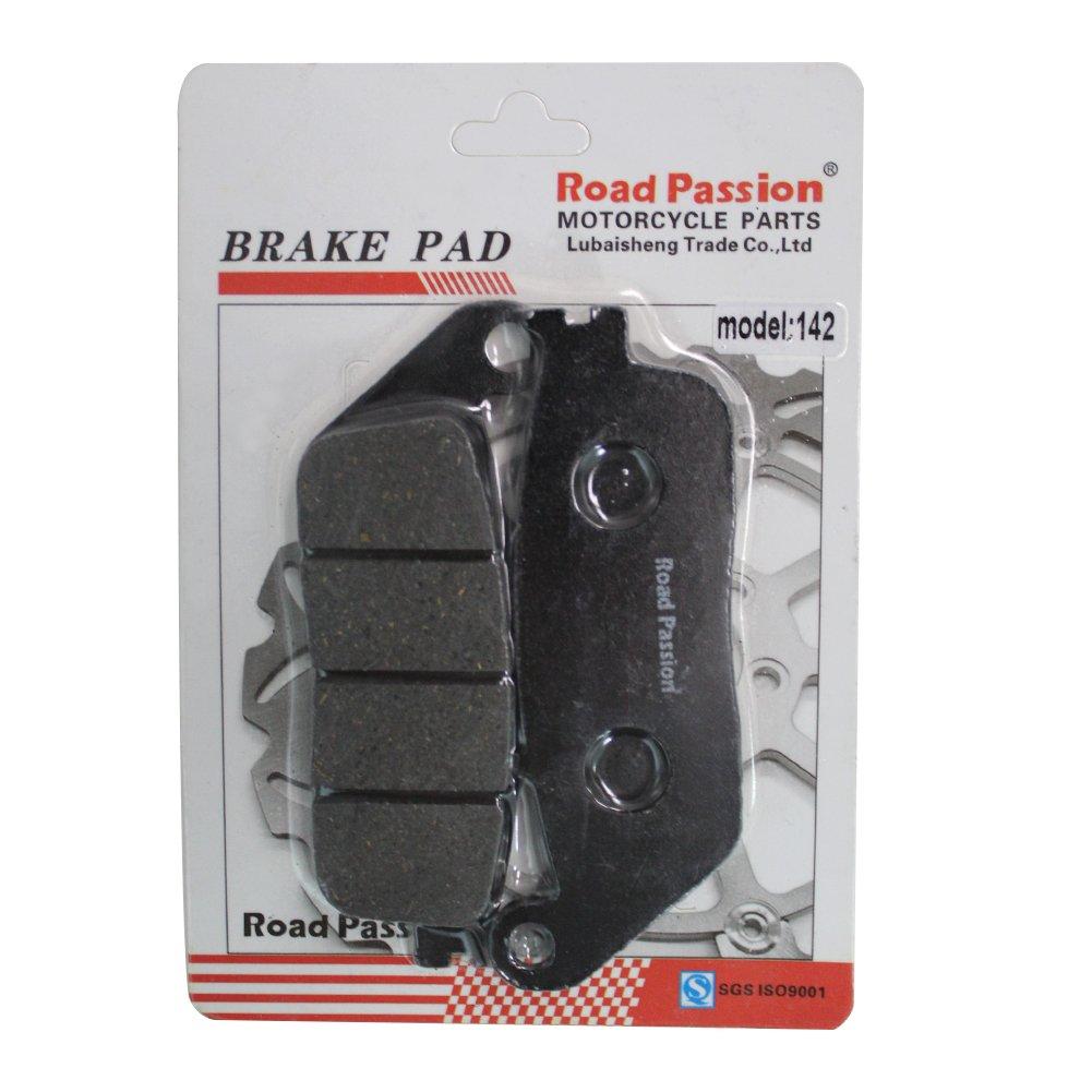 Road Passion Bremsbel/äge Vorne Satz F/ür Suzuki GSF600 Bandit 1995-1999//GSX400 Impulse Type S 1994-1996