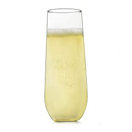 Image Unavailable Image Not Available For Color Libbey Stemless Champagne Flute