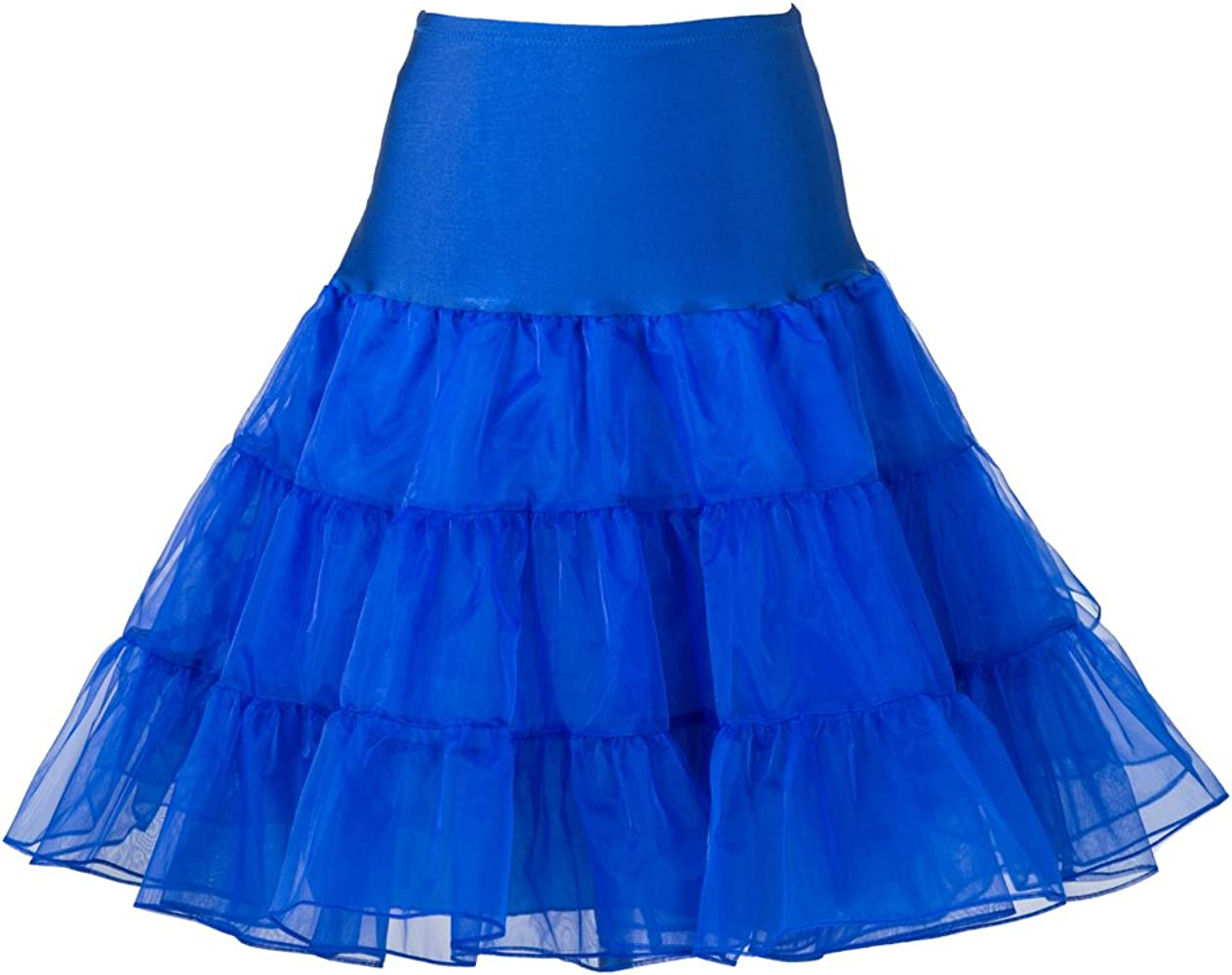 los años 50 Rockabilly Vintage falda de la enagua, 18