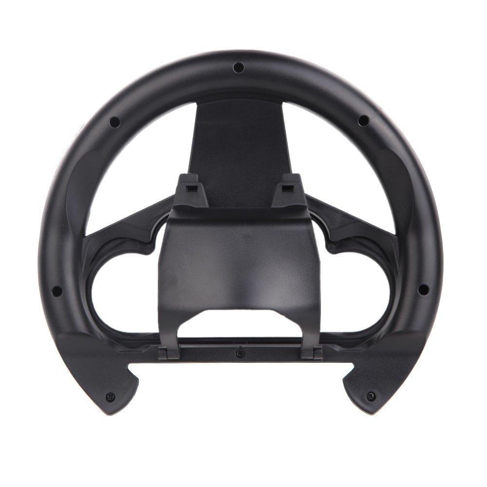 Volante de carreras de direccion para Sony Playstation PS4 Joypad Apreton Controlador Compacto Ligero Durable Volante de controlador R SODIAL