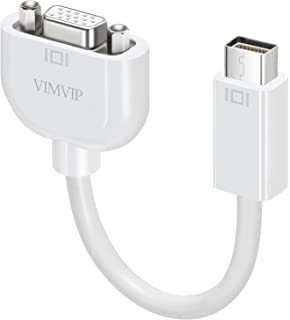 Amazon apple m9321gb mini dvi to dvi adapter home audio vimvip mini dvi to vga adapter cable for macbook white sciox Images