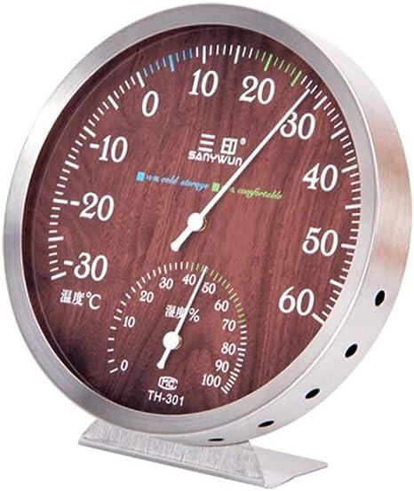 Higrometro Digital Termometro Higrometro Digital Relojes Jardin Hogar Termómetro Doméstico Interior De Alta Precisión Refrigerador Termómetro E Higrómetro Almacén: Amazon.es: Bebé