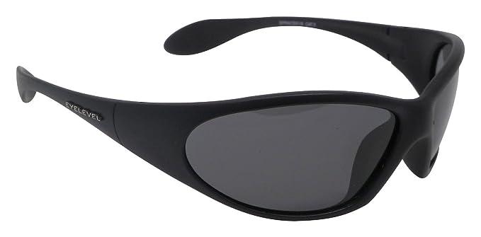 Sprinter Gafas de sol polarizadas gris CAT-3 UV400 lentes