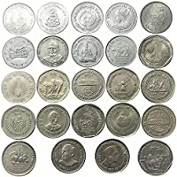 Genuine Coins Gallery.24 Different Indian Coins