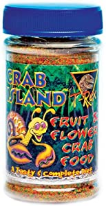 T-Rex Hermit Crab Fruit & Flower Food