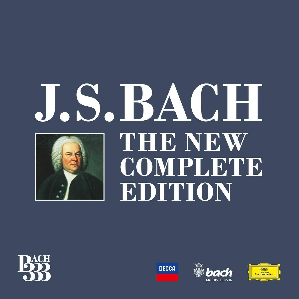 Bach 333: La Nueva Edición Completa - Edición Limitada