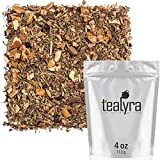 Tealyra – Holistic Health Tea – Turmeric Healthy Tonic – Ginger – Fennel – Cinnamon – Loose Leaf – Natural Weight Loss – All-In-One Wellness Blend – Anti-Inflammatory – Caffeine-Free – 112g (4-ounce)