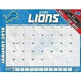 2018 Detroit Lions Desk Pad