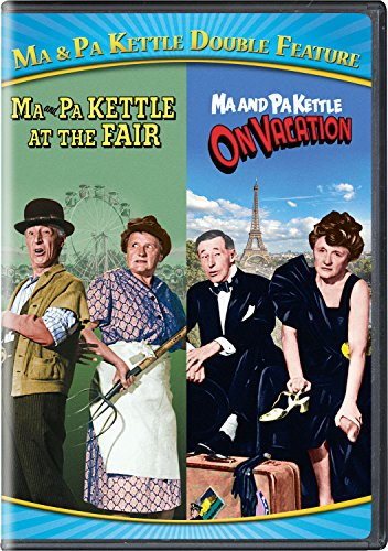 Ma & Pa Kettle Double Feature (Ma and Pa Kettle at the Fair / Ma and Pa Kettle on Vacation) (Ma And Pa Kettle At The Fair)