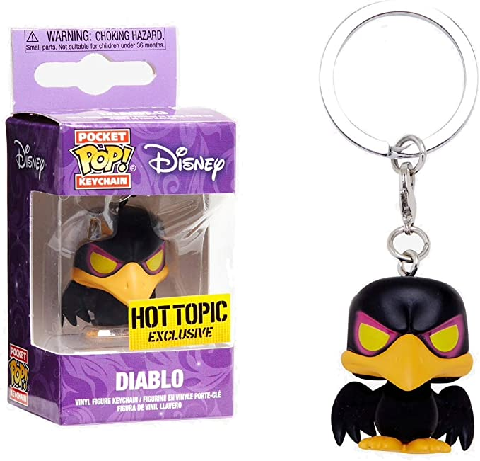 POP! Funko Disney Treasures Villians Boxed Set Movie Moment Peter Pan Hook and Tick-Tock #456,Pocket Diablo & Mini Wicked Queen Witch Hot Topic ...