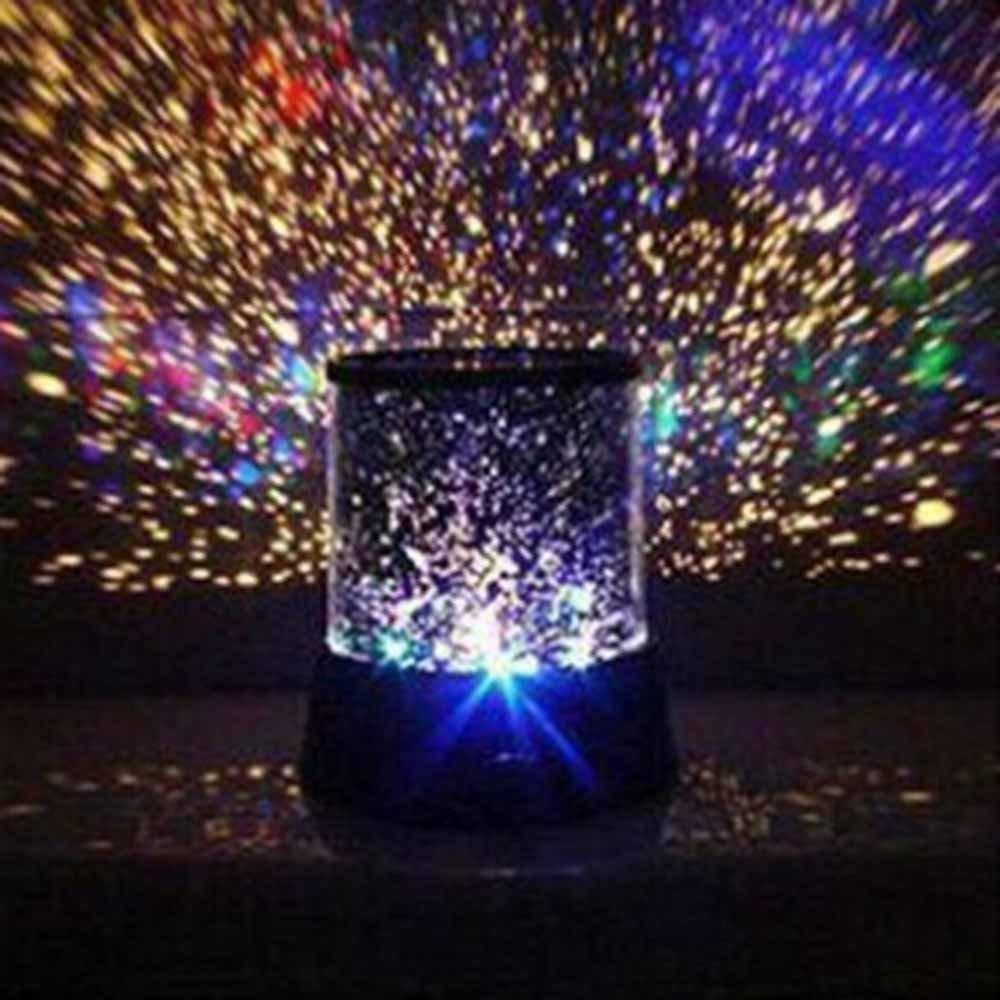 amazoncom huntgold starlight led night light galaxy sky constellation lamp projector christmas light home kitchen