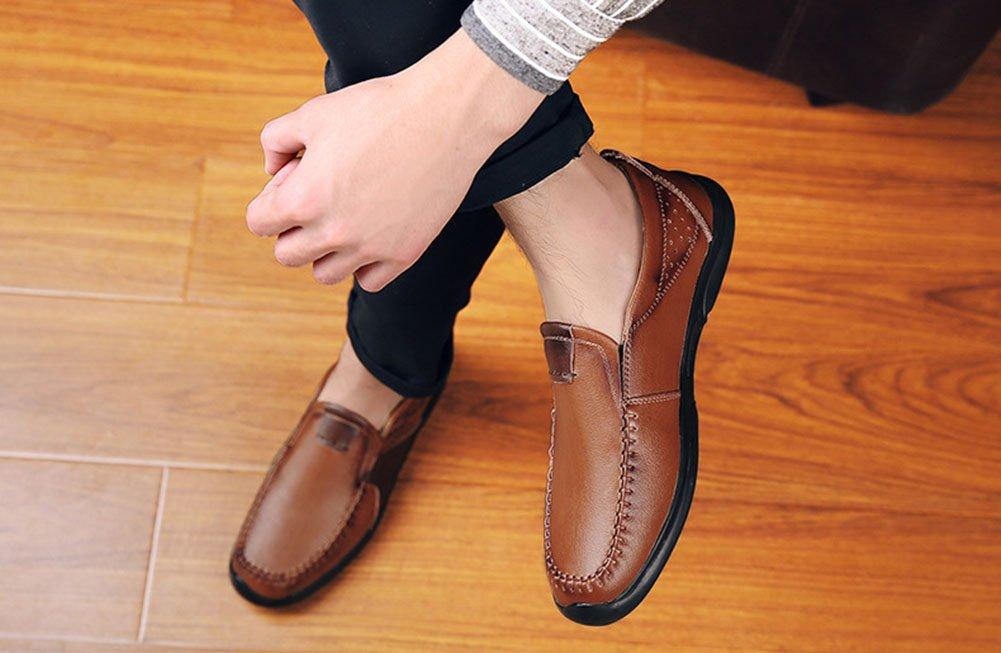 CAI Geschäfts-beiläufige Schuhe der Männer lederne Schuhe Schuhe Schuhe Frühlings-   Sommer-   Fall-   Winter-Bequeme Erbsen-Schuhe Arbeiten Sie Mens im Freien, das Schuhe Büro Freizeitschuhe fährt 898c80