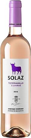 Variedad 53% Tempranillo 47% Shiraz,Añada 2018,Color rosado pálido con cierto matiz frambuesa, muy s