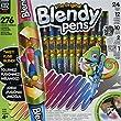 Chameleon Kidz Blendy Pens, Multi-Color Marker Pens, Jumbo Kit