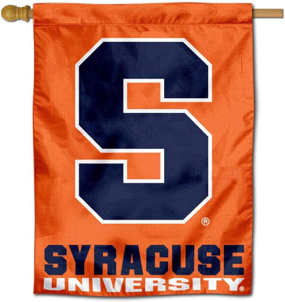 Syracuse Orange House Flag Banner