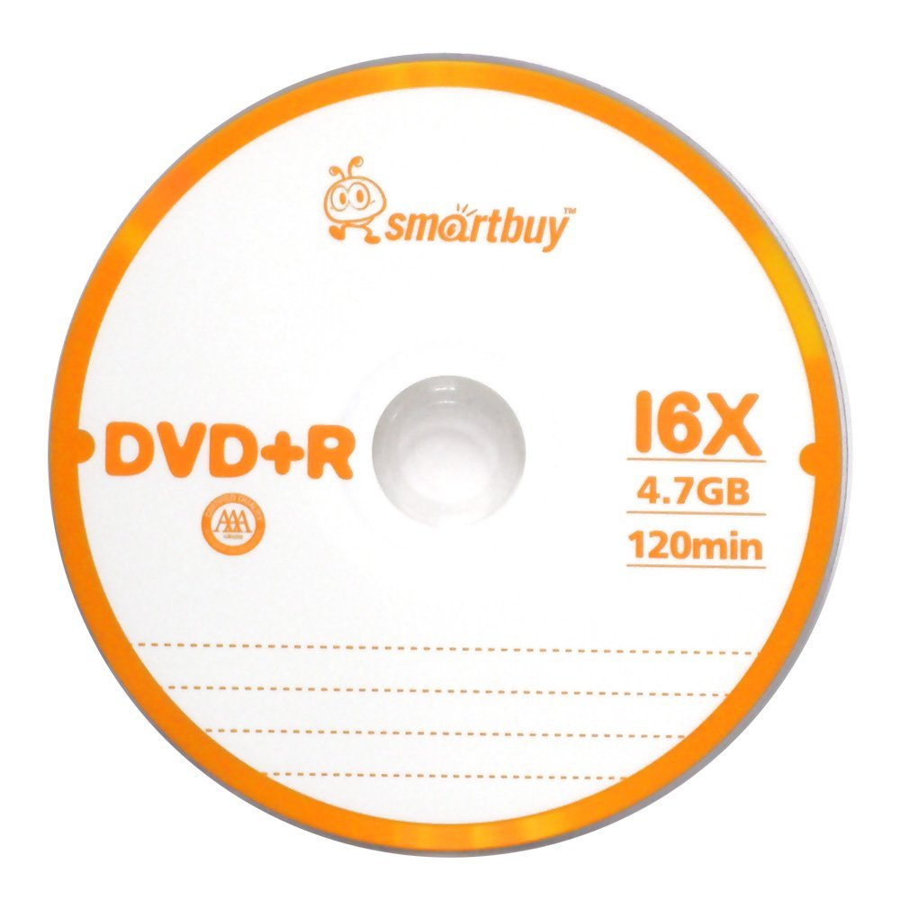 Smart Buy 1000 Pack DVD+R 4.7gb 16x Logo Blank Data Video Movie Recordable Disc, 1000 Disc 1000pk by Smart Buy (Image #3)