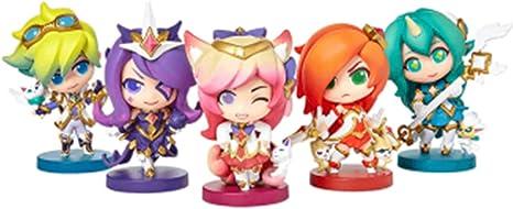 Official League of Legends Guardians Soraka Collectible Statue Figure Model Toy