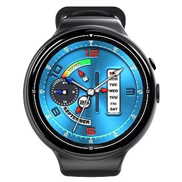 FKYHU Rastreador de Ejercicios Smart Watch Deportes Gestión de la ...