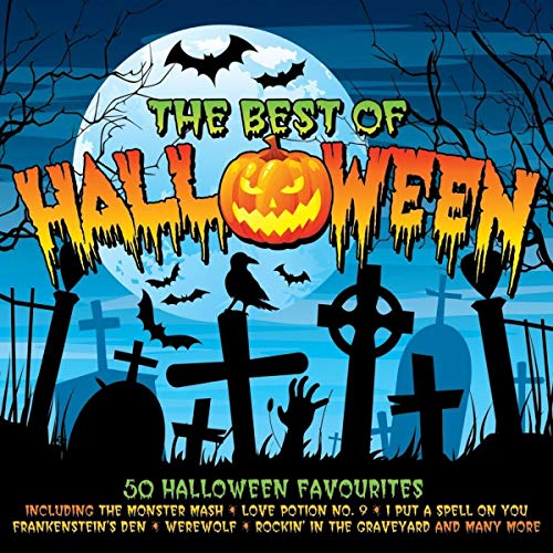 Halloween-The Best Of - Various]()