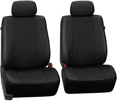 Set Of 4 Airbag Extra Heavy Duty Car Seat Cover Protectors Strong Grade Wipeable