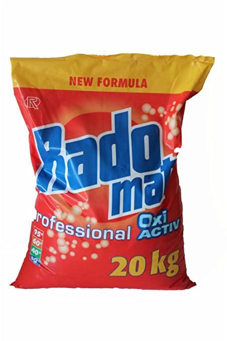 c1c278dc31 Vollwaschmittel 20 Kg Radomat Waschmittel von Rösch Waschmittel Waschpulver