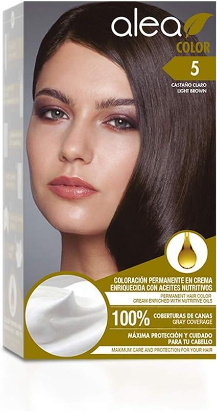Alea Nr.5 Kit Tinte Capilar Permanente - 231 gr: Amazon.es ...