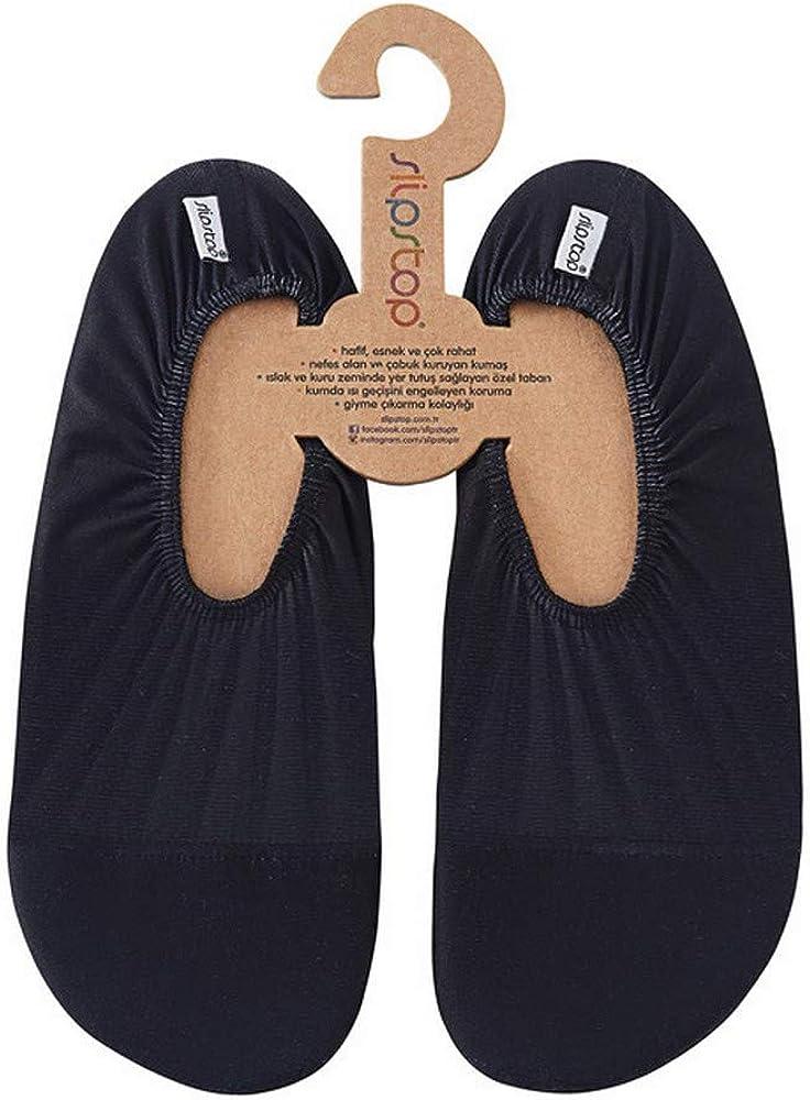 antideslizantes varios Tallas Slipstop Zapatillas de ballet para adultos