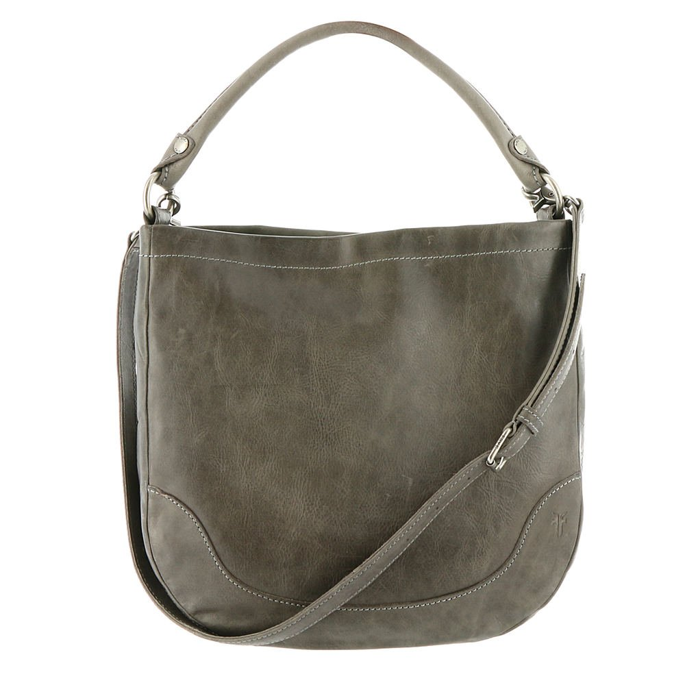 Frye Women's Melissa Hobo Bag Grey One Size