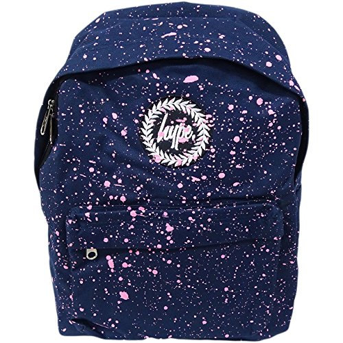 Hype Hype bag (Speckled) Nvy/Pink, Borsa a spalla uomo Nero Navy with Pink Taglia unica