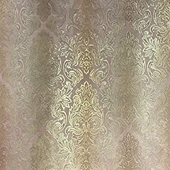 QUADRUPLE ROLL 11352sqft 4 Single Rolls Size Slavyanski Wallcovering Washable Victorian