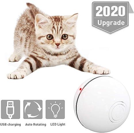Wenosda Cat Toys Ball Juguete Gato Pelota Bola de Gato Juguete ...