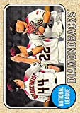 2017 Topps Heritage Baseball #133 Arizona Diamondbacks Diamondbacks
