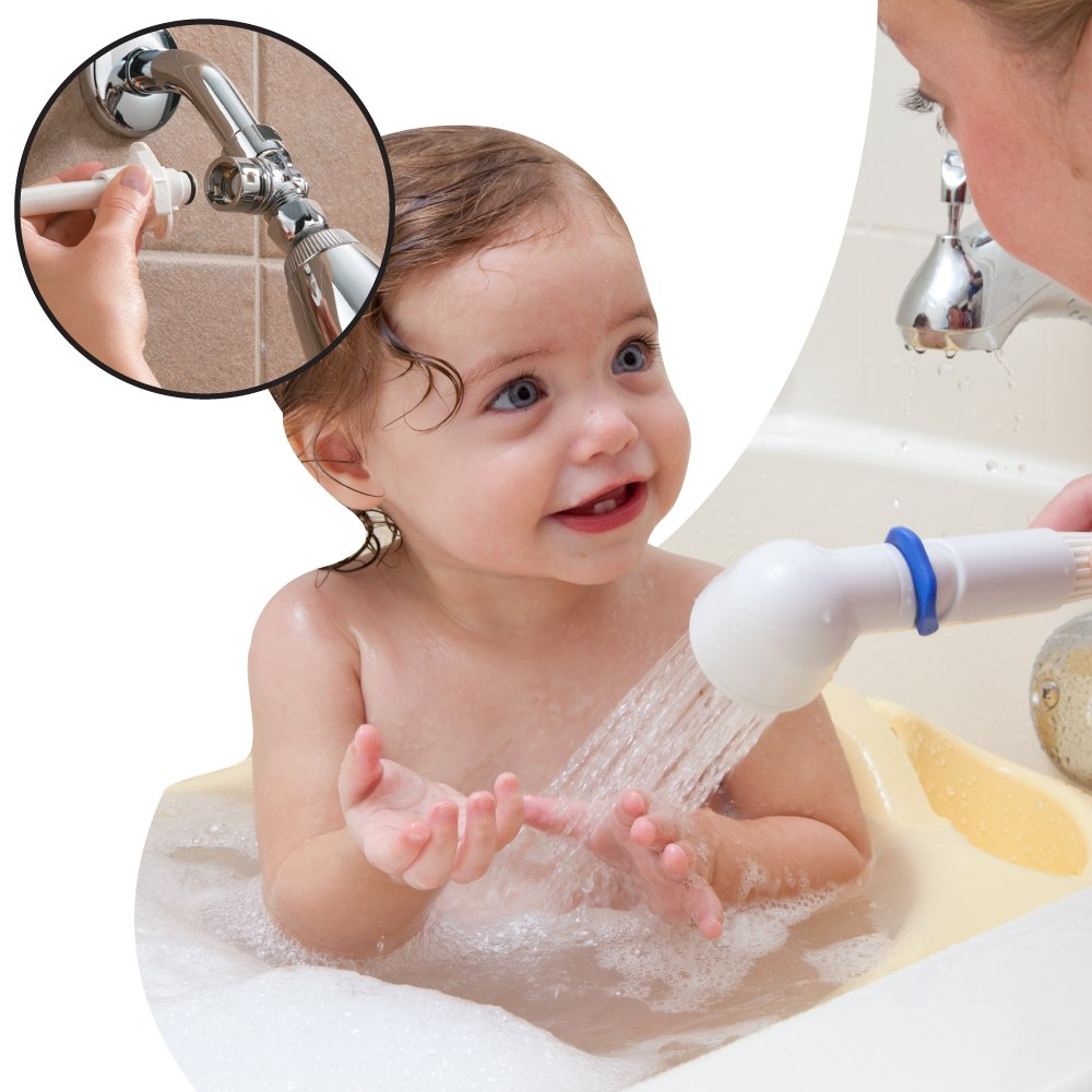 Rinse Ace Baby Tub and Shower Rinser - Body Sprays - Amazon.com