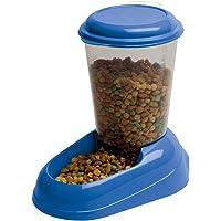 Ferplast Zénith, distributeur de croquettes pour Chiens 3 L, colori bleu