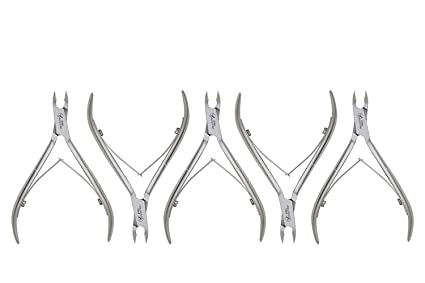 Pinza para cutícula - cortador de cutícula - alicate para cutícula - pinza para cutícula pedicura